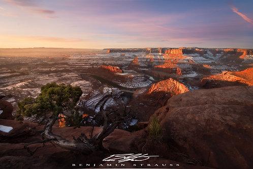 A Canyonland's Sunrise