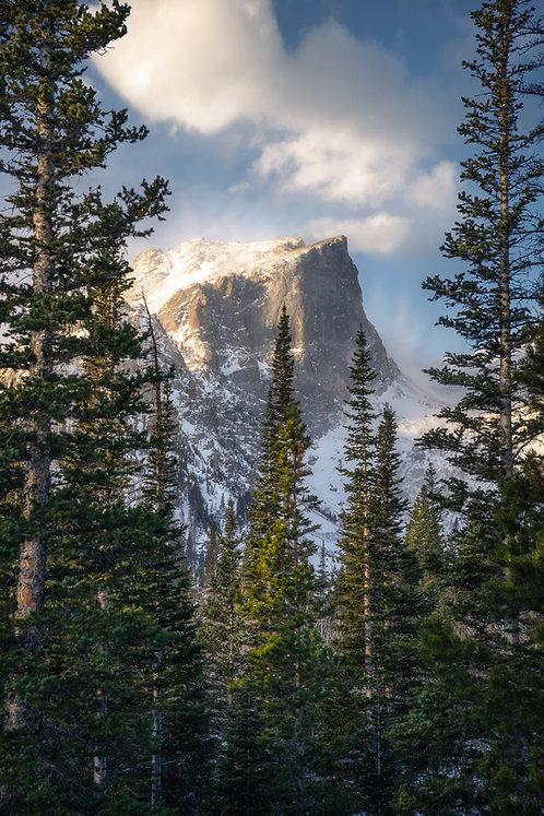 Window to the Rockies