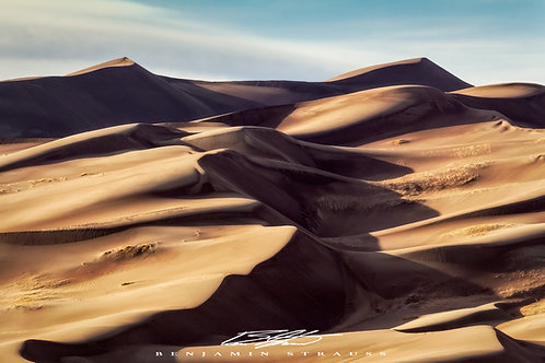 Painterly Dunes
