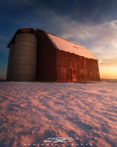Morning on the Farm