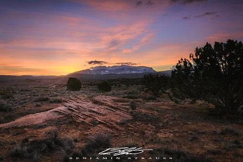 Slick Rock Sunrise