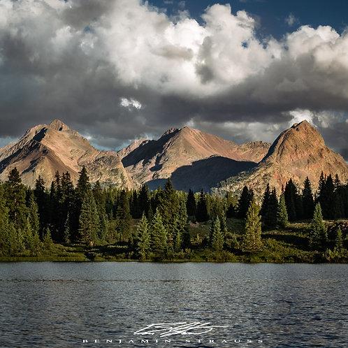 Triple Peak