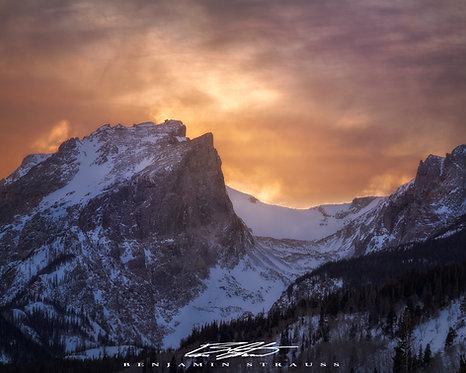 Rocky Alpine Glow