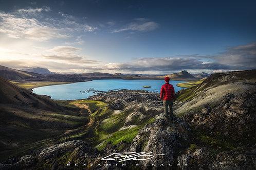 Overlooking Highlands