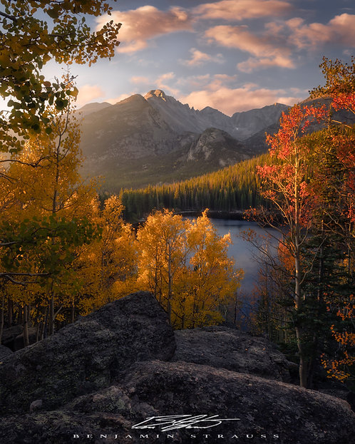 The Colors of the Rockies