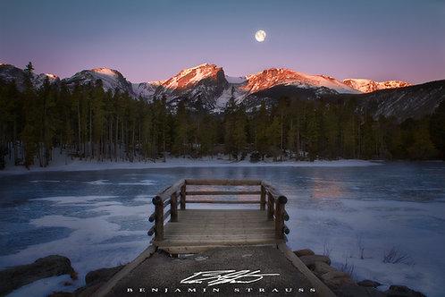 Moonset vs. Sunrise