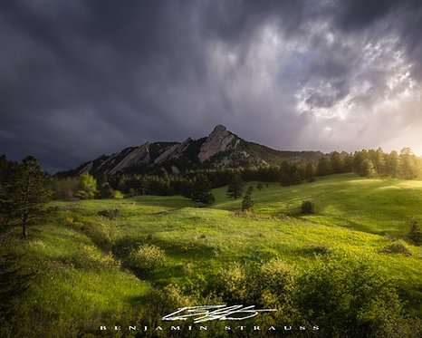 Summer Storms of Boulder