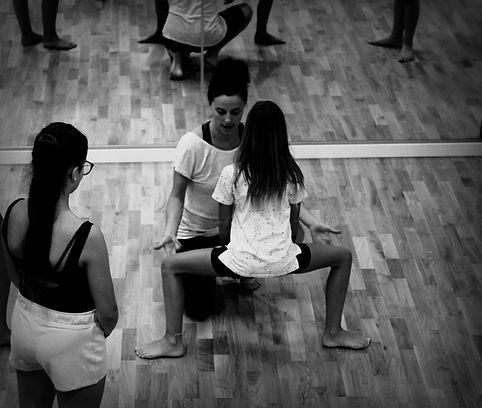 Julie Manaranche professeur de danse 3d mouvement