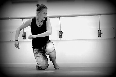 Marjorie Cimpek professeur de danse 3d mouvement