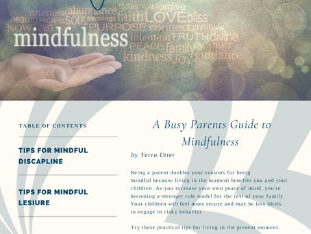 Mindful Parenting Tips