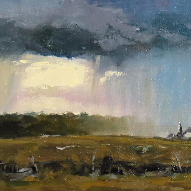 """The Light and Rain"""