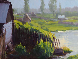 KS Series-Rural Russia-At the end of the