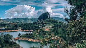 Visiter Guatape et la Pedra del Penol