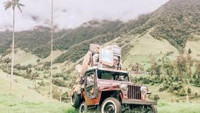 Road trip 3 semaines en Colombie