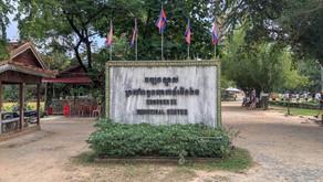 Visite de Choeung Ek, Killing Fields de Phnom Penh