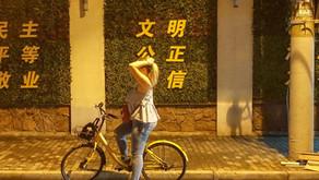 J'ai testé le vélo en libre service en Chine