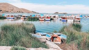 Le lac Titikaka côté Pérou