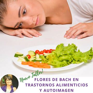 Trastornos alimenticios y Flores de Bach