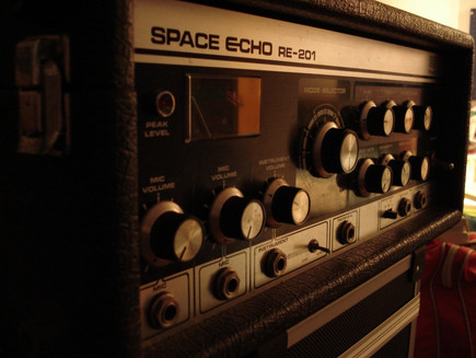 Space Echo... I love it!