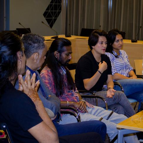 4e Prisma Groep Utrecht bijeenkomst 2020 met Sampa Westerlaken