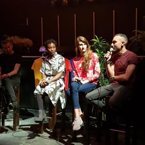 1e Prisma Groep Utrecht bijeenkomst 2020 met Judith Ndukwu