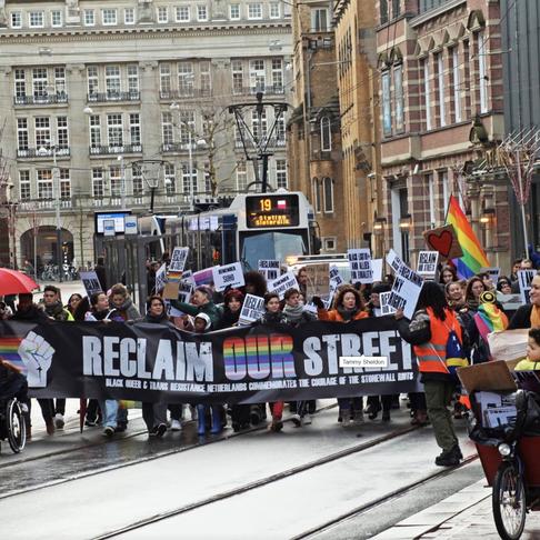 8e bijeenkomst Prisma Groep 2019 met Black Queer & Trans Resistance Netherlands
