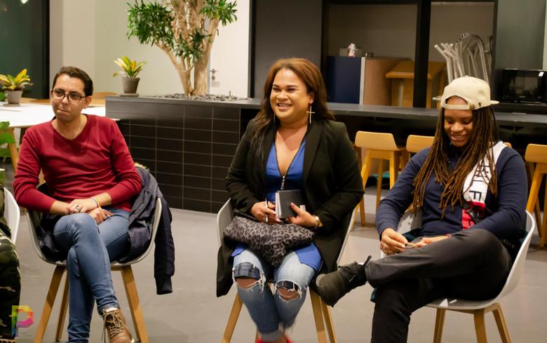 Prisma Groep Amsterdam Nieuw-West 16 oktober 2019