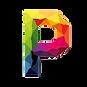 Prisma alleen de P logo.png