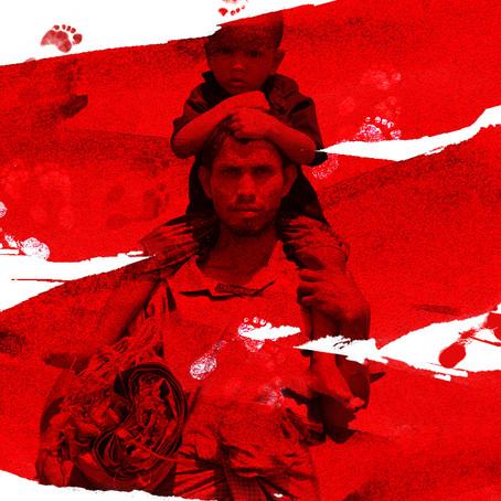 FROM MINORITY TO CIVILIANS: THE SAGA OF ENDLESS ATROCITIES IN MYANMAR