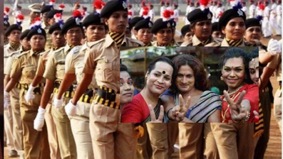 RECRUITMENT IN THE POLICE FORCE: A RAY OF HOPE FOR THE TRANS COMMUNITY