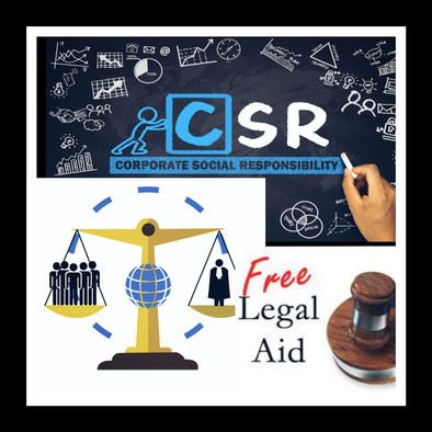 CSR IN LEGAL AID: AMELIORATING LEGAL AID SERVICES IN INDIA