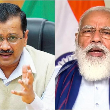 POLITICAL TUSSLE BETWEEN THE CENTRE AND DELHI GOVERNMENT: DELHI'S DOORSTEP RATION DELIVERY SCHEME
