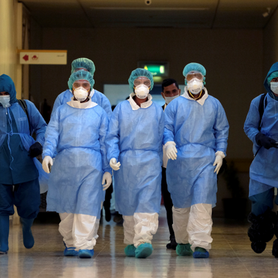 THE QUESTION OF UPHOLDING THE FUNDAMENTAL RIGHTS OF FRONTLINE WORKERS IN THE PANDEMIC