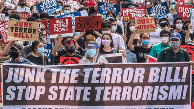 THE PHILIPPINES'S ANTI- TERRORISM ACT: A NOOSE ON INDIGENOUS RIGHTS?