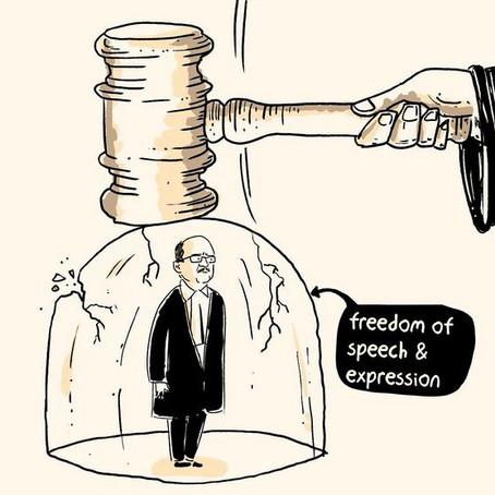 FREEDOM OF SPEECH VIS-À-VIS CONTEMPT OF COURT [Part 2/2]