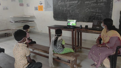 ONLINE EDUCATION FOR THE POOR: STILL A DISTANT REALITY