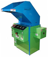Waste Recycling Machinery- FD Heat Melt Densifiers