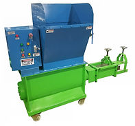 Recycling Equipment Manufacturer - FD Cold Compaction Densifiers