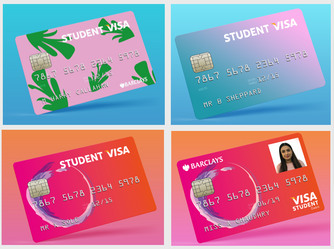 Barclays Student Card