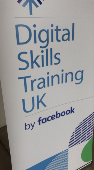 Facebook - Digital Skills Workshop