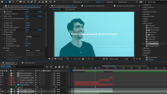 FMP - Making of Video - Output 2
