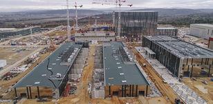 Buildings 32&33 ITER Cadarache, FR