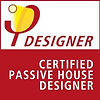 Certified Passive House Designer by Passivhaus Institut