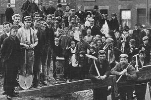 O Dia Internacional do Trabalhador