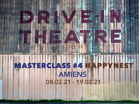 Masterclass happynest #4 - TATI