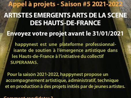 Appel à Projets happynest #5