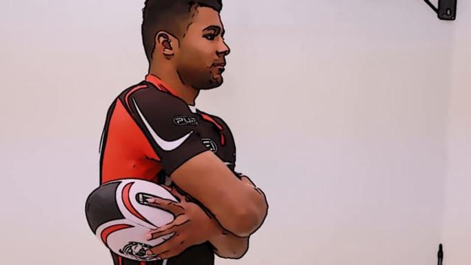 Kallum Watkins - Great Britain rugby league captain