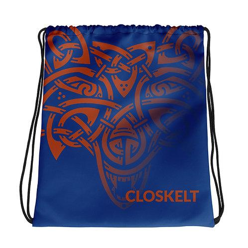 Closkelt Drawstring Bag