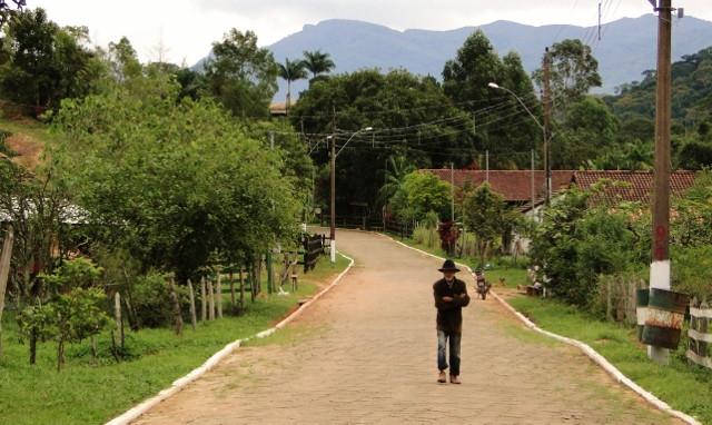 Vilarejo do Funil em Rio Preto.MG