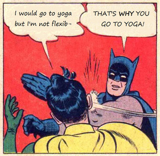 The Biggest Yoga Lie of All Time